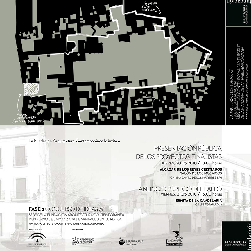 Architecture exhibition - Gallardo Llopis Architects