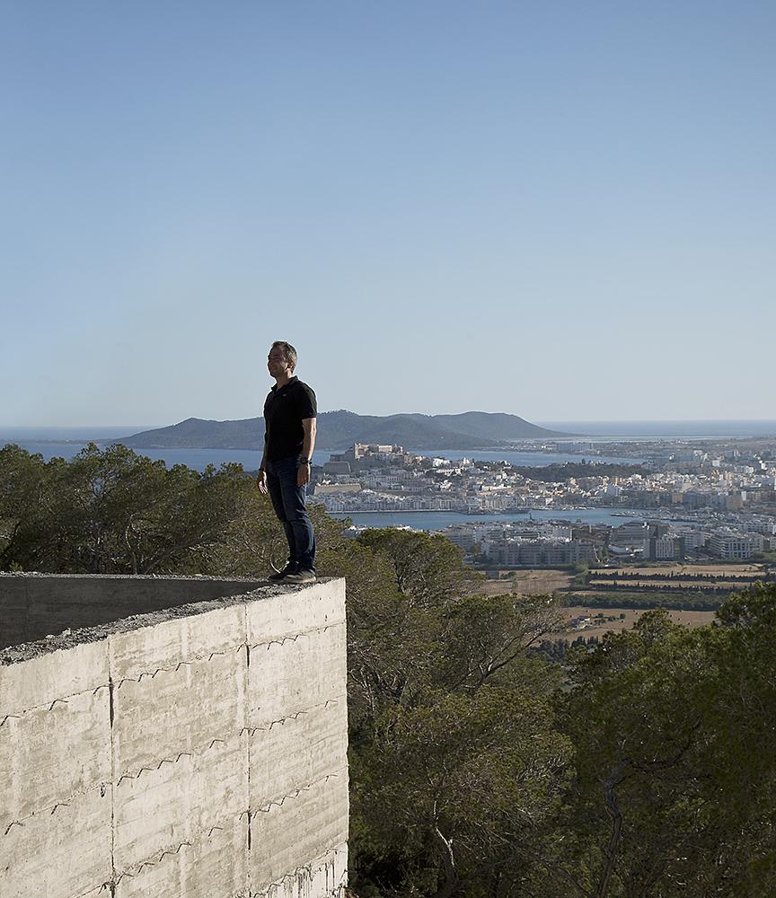 Casa sobre el paisaje en Ibiza - Gallardo Llopis Arquitectos