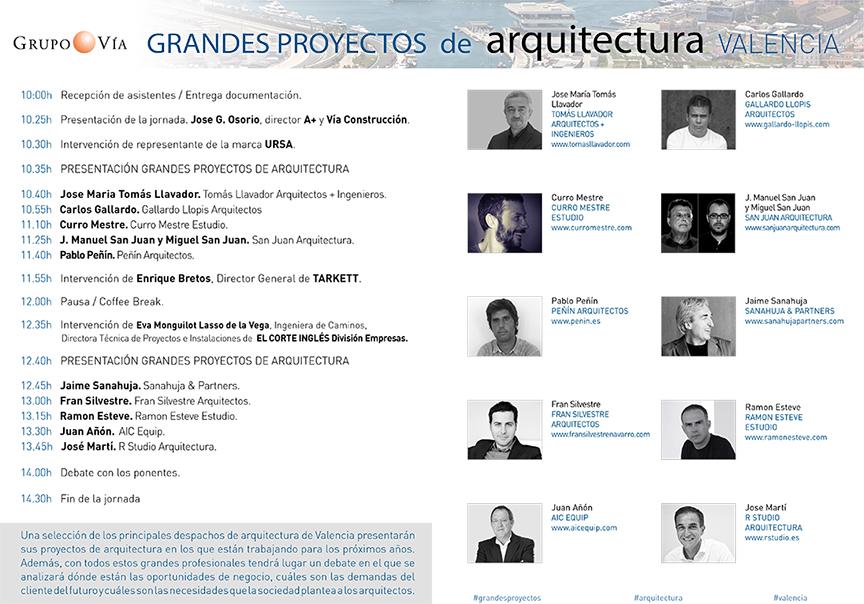 Grandes Proyectos de Arquitectura en Valencia - Gallardo Llopis Arquitectos