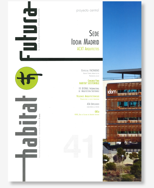 Habitat Futura - Viviendas sociales EMVS Madrid - Gallardo Llopis Arquitectos