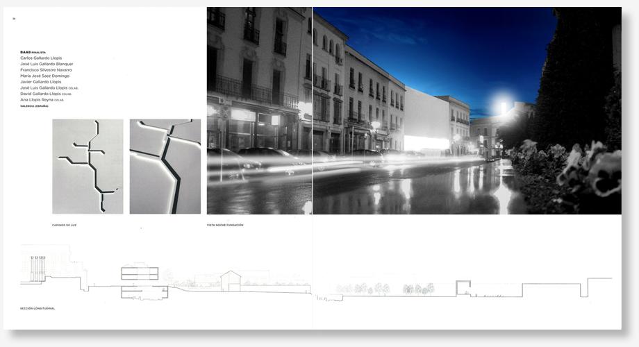 Fundacion Arquitectura Contemporanea Book - Gallardo Llopis Architects