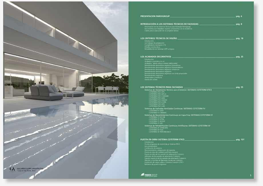 Parex Catalogo - VMC + STR - Interior 02