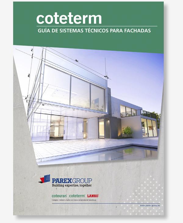 Catalogo Parex 2016 - Soluciones de Fachada - Gallardo Llopis Arquitectos