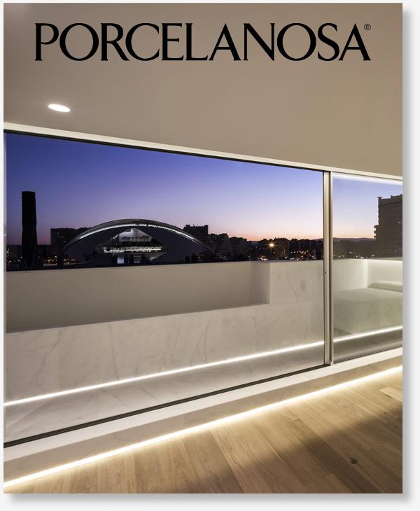 Porcelanosa - Bajo el azul del cielo - Gallardo Llopis Arquitectos