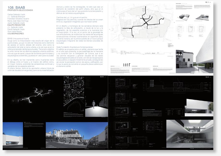 Accésit nº001 - Gallardo Llopis Architects