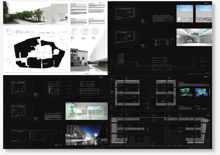 Accésit nº002 - Gallardo Llopis Architects