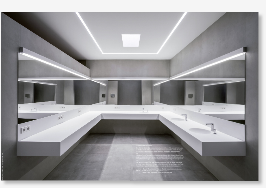 Catálogo Arkoslight 2018 - Gallardo Llopis Arquitectos