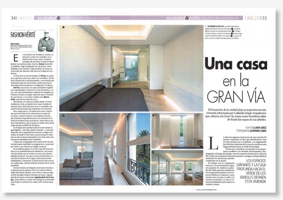 Urban Levante - Gallardo Llopis Architects