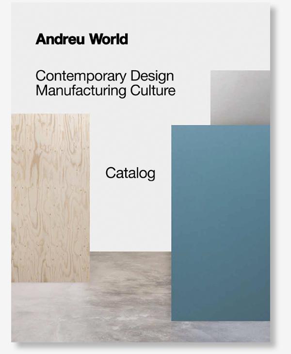 Catalogo Andreu World 2018 - Gallardo Llopis Arquitectos