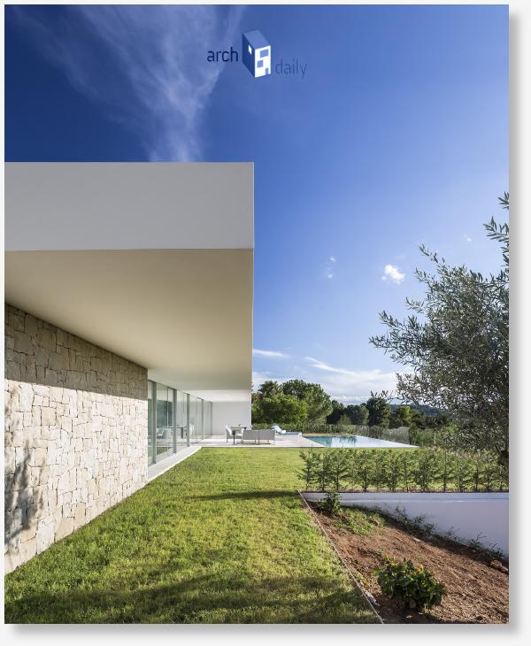 Publicación en Archdaily - Gallardo Llopis Arquitectos