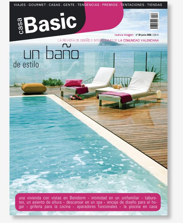 Casa Basic Nº30 Portada - Gallardo Llopis Arquitectos