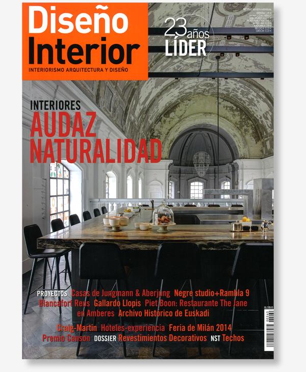 Diseño Interior Nº260 BLS Portada
