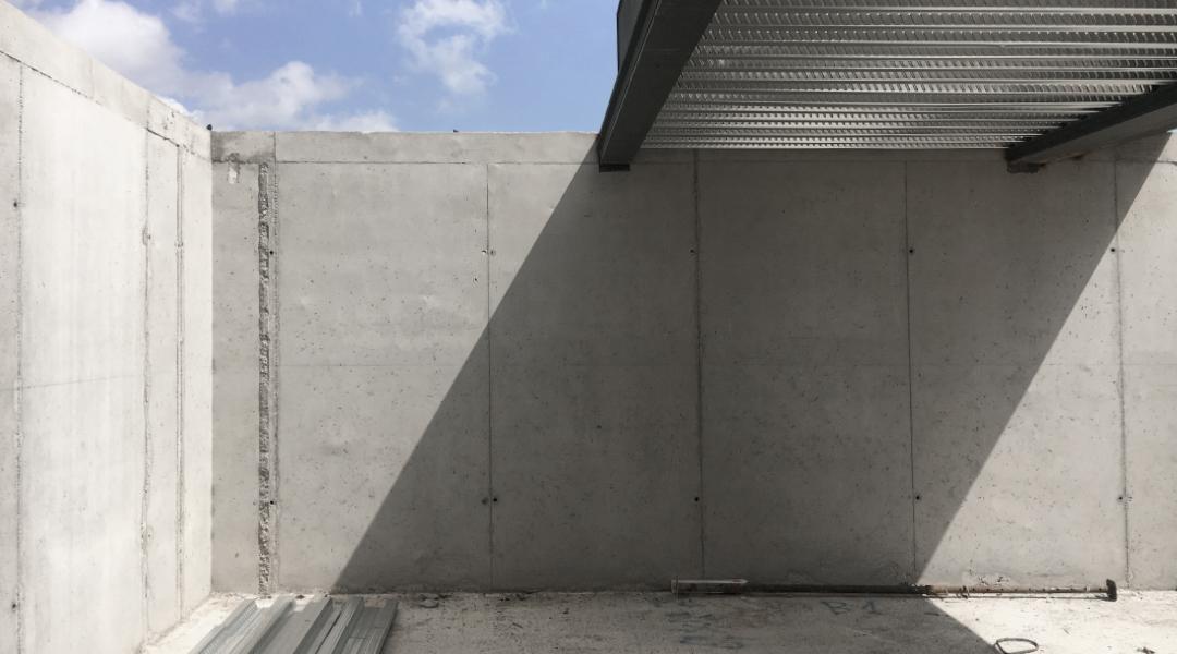 Proceso de obra de vivienda en Santa Gertrudis (Ibiza) - Gallardo Llopis Arquitectos