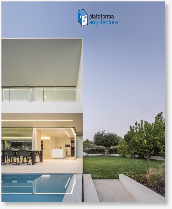 Publicación en Plataforma Arquitectura  - Casa en Ses Torres - Gallardo Llopis Arquitectos