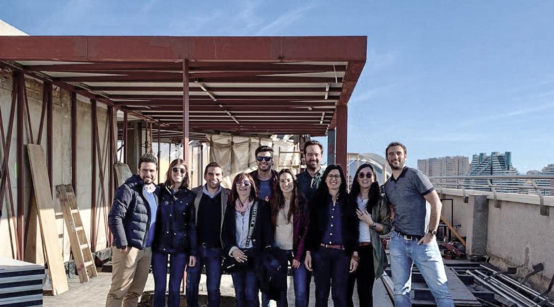 Gallardo Llopis Arquitectos - Atico en la Alameda , Valencia