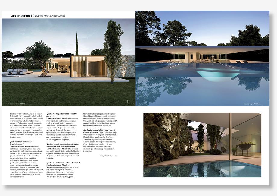 Artravel Magazine 2019 - Gallardo Llopis Architects
