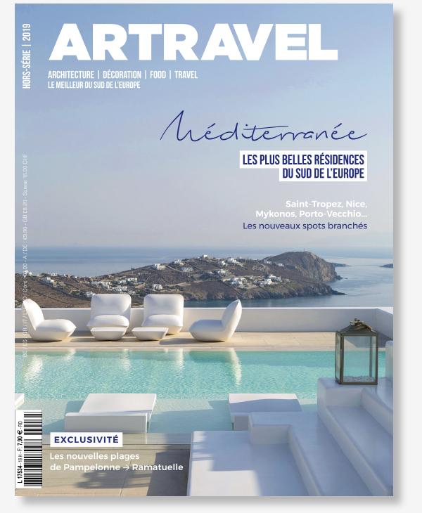 Artravel Magazine - GLA - Portada