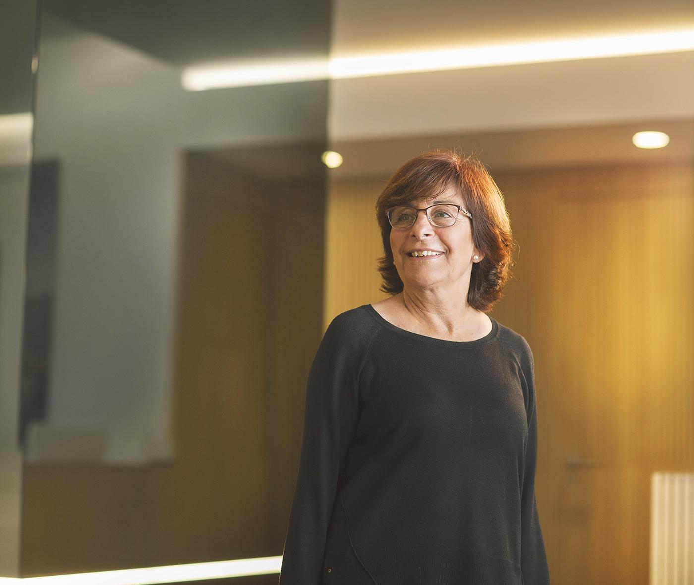 Ana Llopis - Arquitecto Socio - Gallardo Llopis