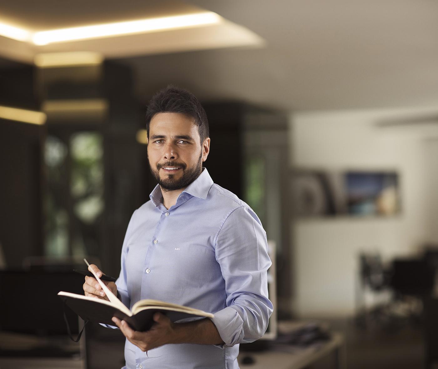 Carlos Gallardo - Arquitecto Socio - Gallardo Llopis