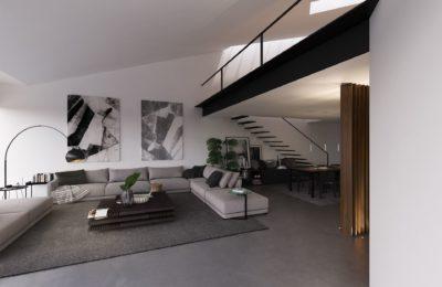 Arquitectura e interiorismo - Salón - Arquitectos Valencia
