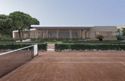 Club de Tenis Valencia - Arquitecto