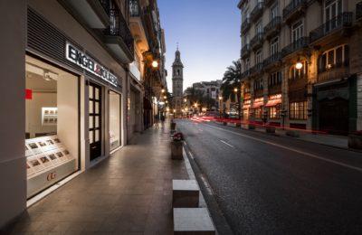 Oficinas en la calle de la Paz - Arquitecto Valencia