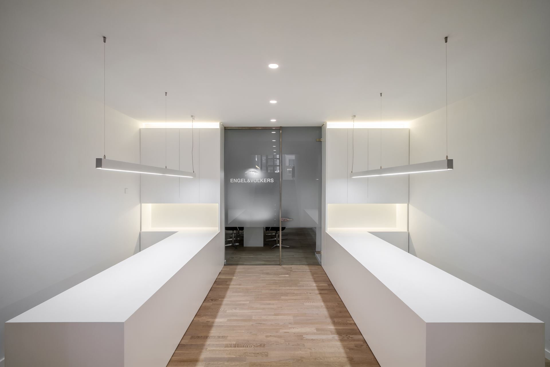 Proyecto arquitectura reforma oficina