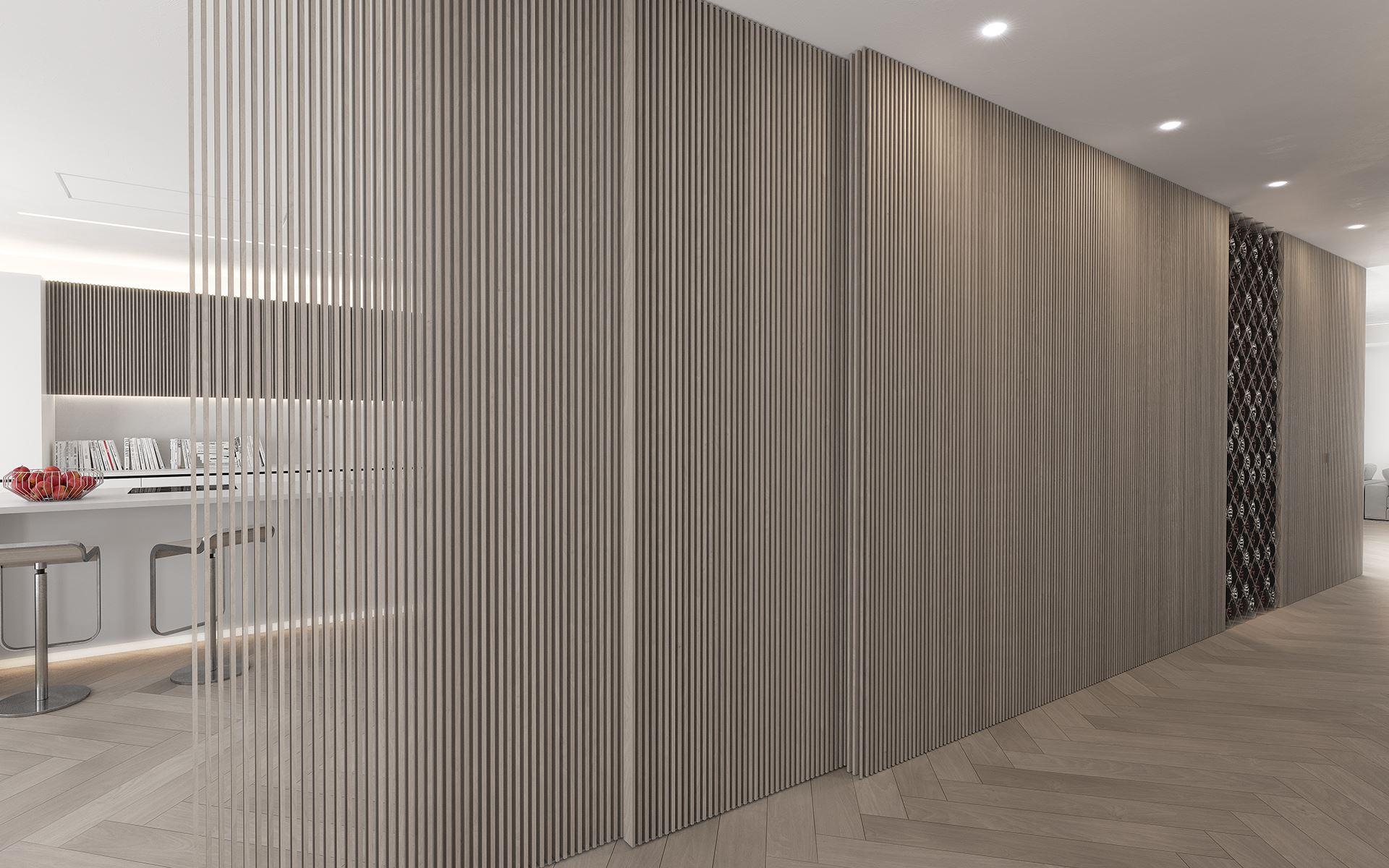 Diseño interiorismo casa en Valencia