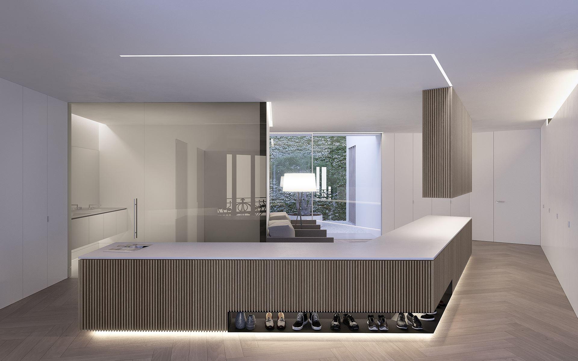 Diseño de espacios calidos y modernos