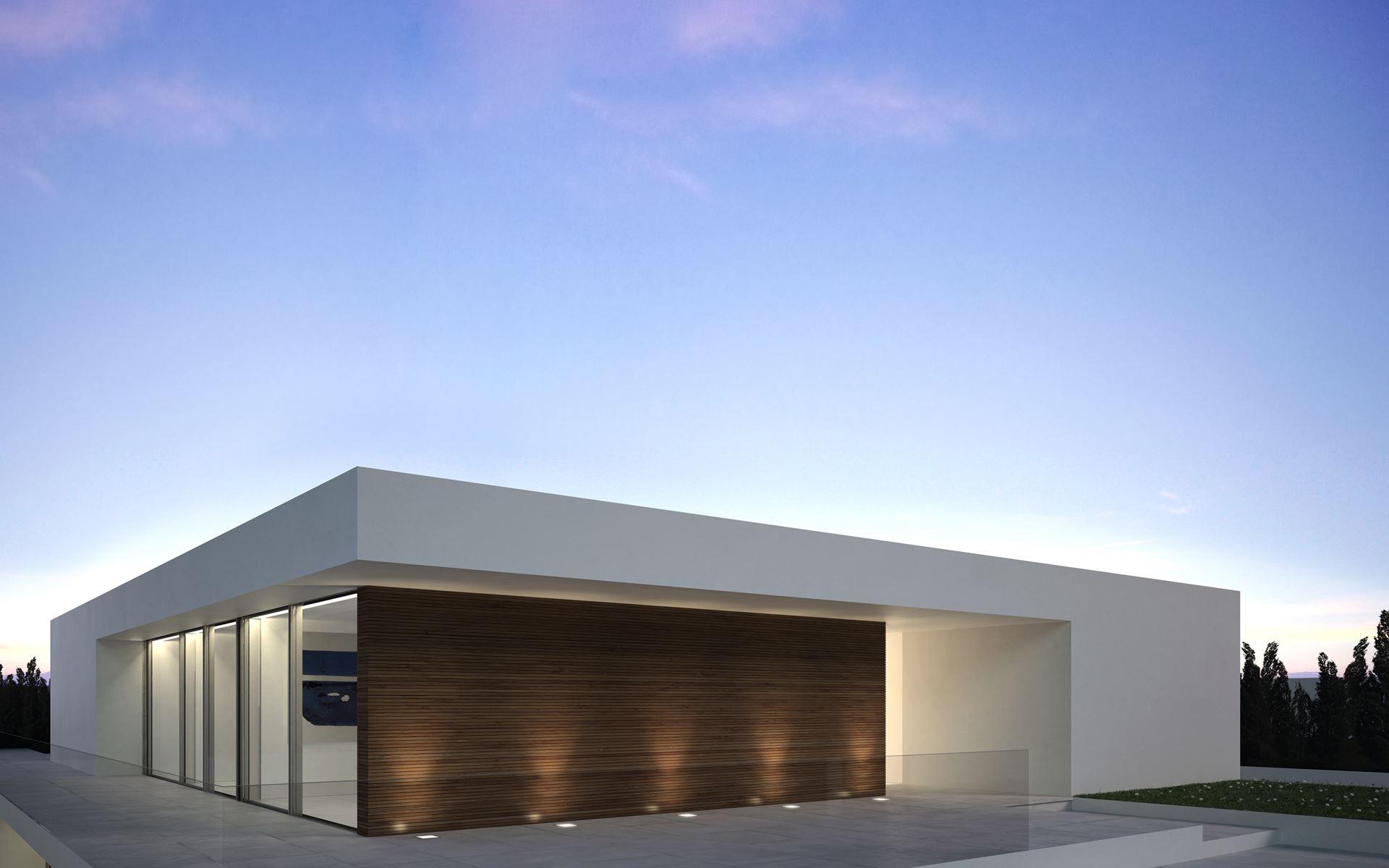 Proyecto casa en Alicante