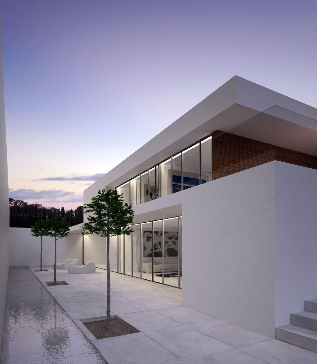 Arquitecto vivienda unifamiliar en Alicante