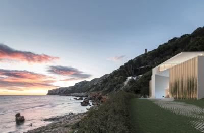 Casa en Las Rotas - Arquitectos Denia