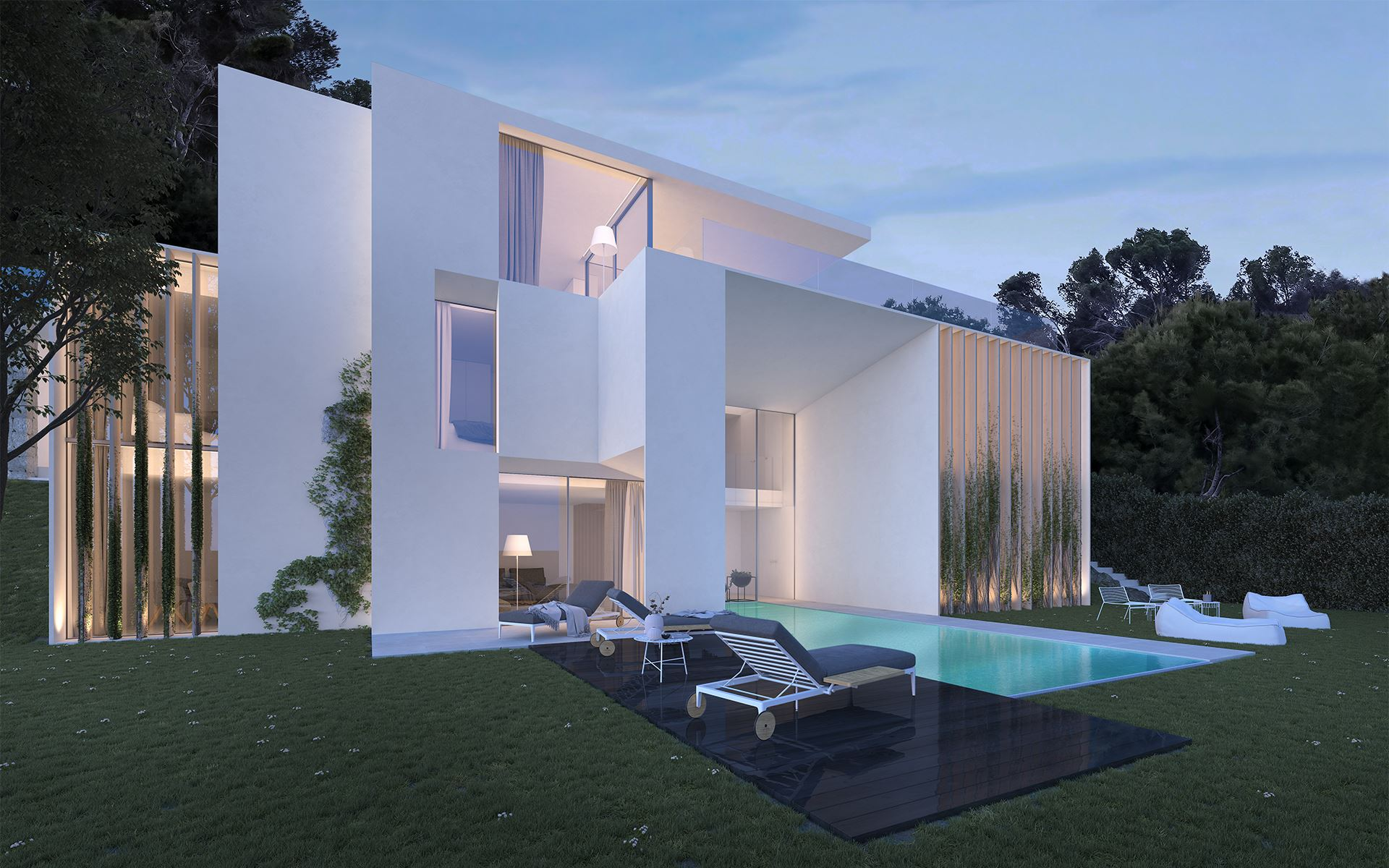 Proyecto de arquitectura Denia