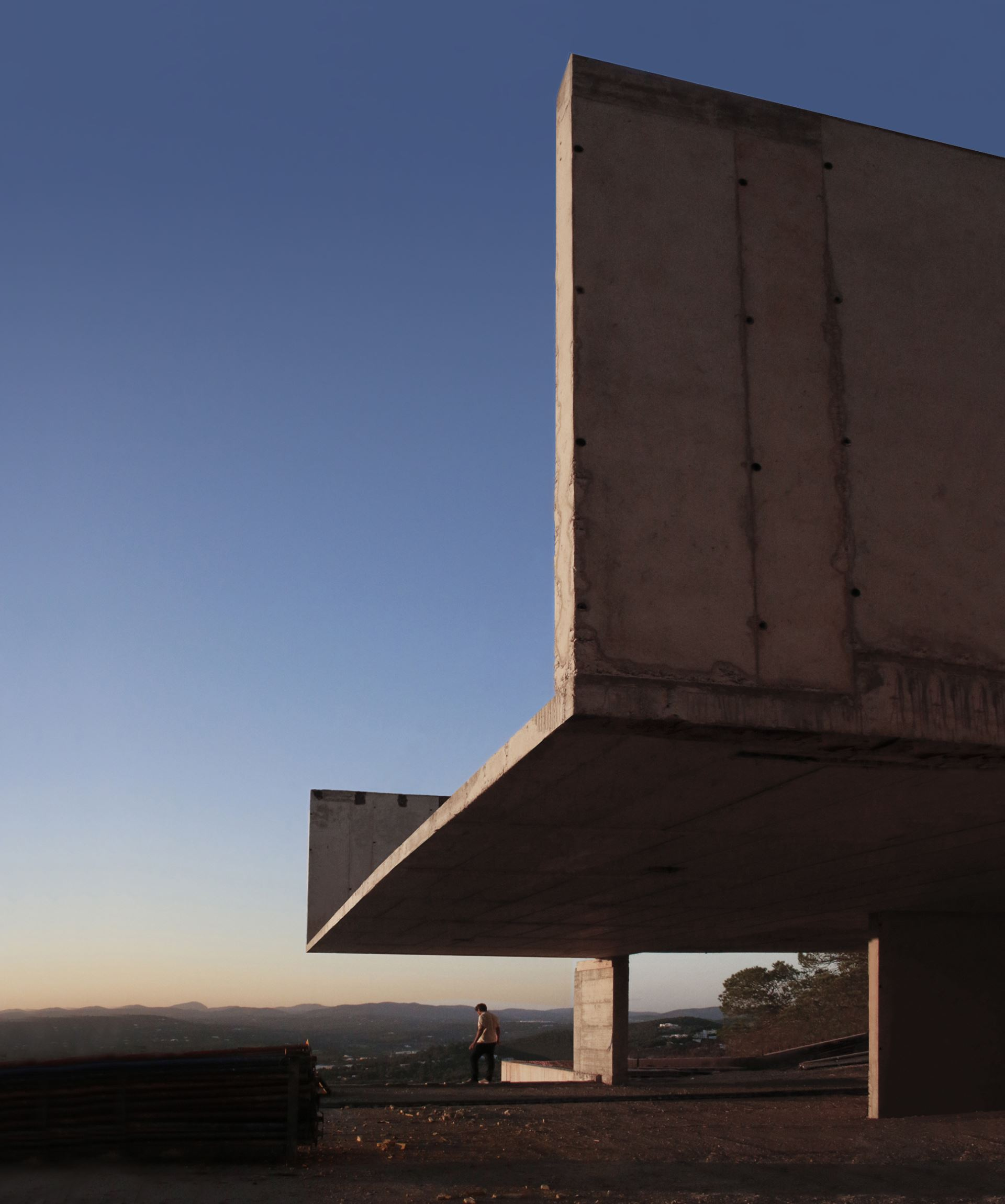 Arquitectos vivienda en Ibiza