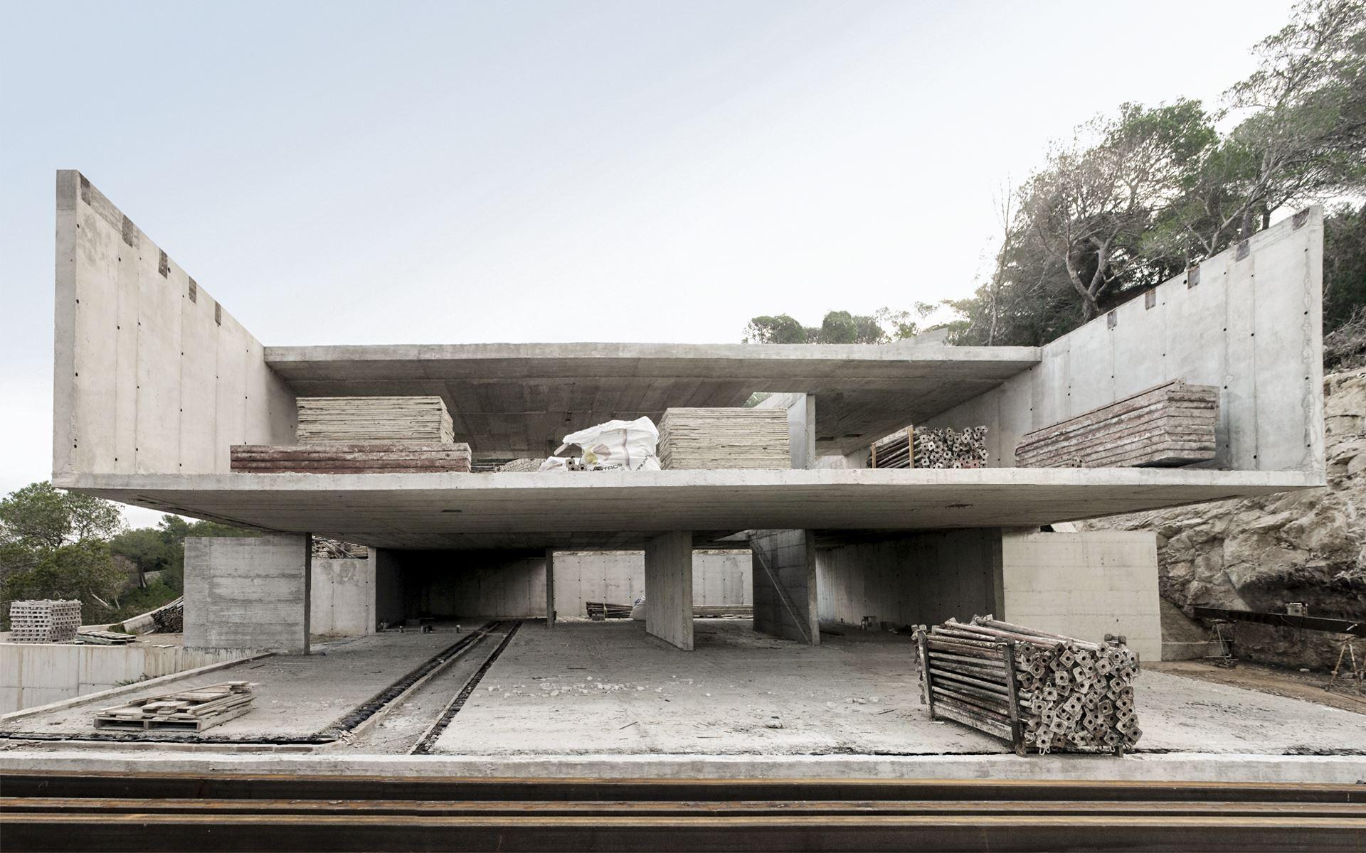 Arquitecto casa en Ibiza