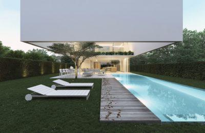 Casa en Santa Gertrudis - Arquitecto Ibiza