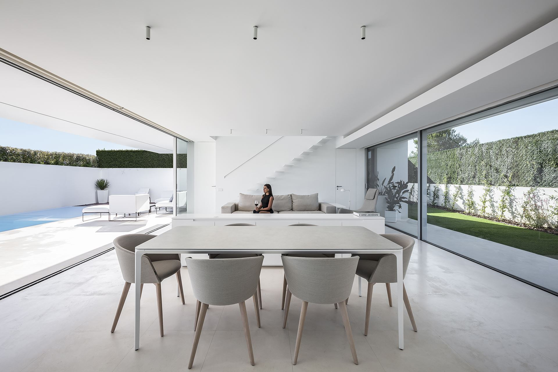 Minimal - Gallardo Llopis Architect