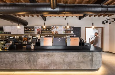 Rehabilitacion para cafetería en Puerto de la Cruz - Arquitectos Tenerife