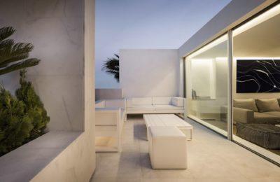 Atico en la ciudad de las artes y las ciencias - Arquitectos Valencia