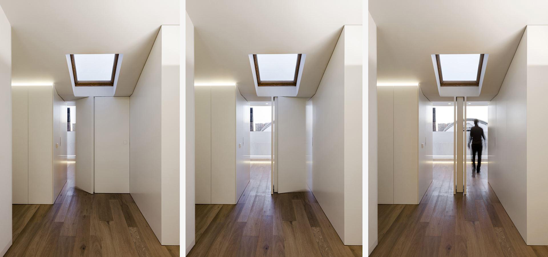 Carpentry Detail - Gallardo Llopis Architects