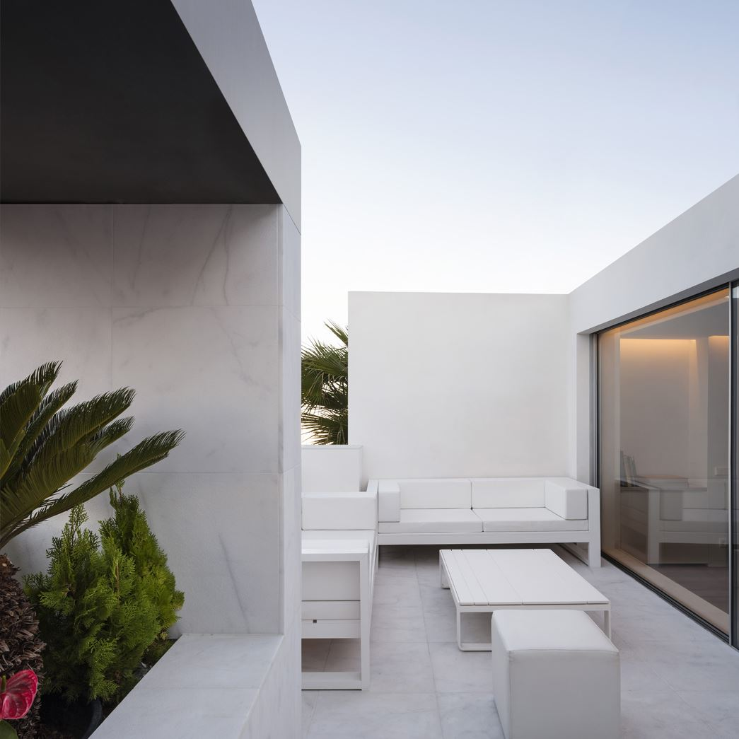 Penthouse refurbishment in Valencia - Gallardo Llopis Architects