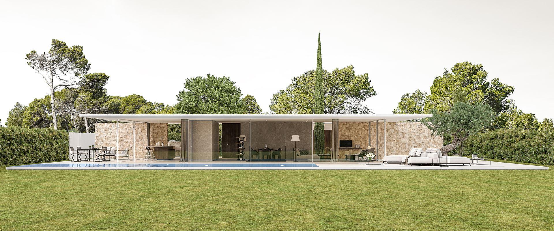 Diseño vivienda en Valencia