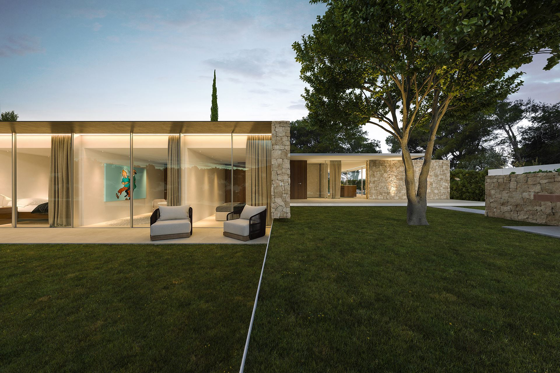 House design Eliana - Gallardo Llopis Architect