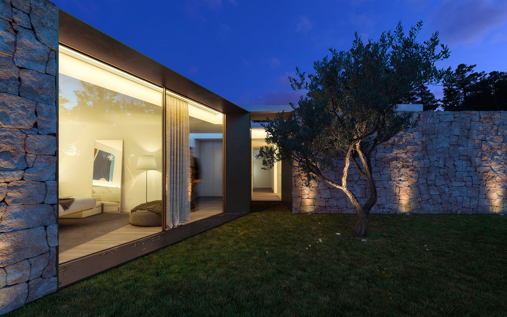 House in Valencia - Gallardo Llopis Architect