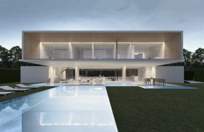 Casa en Rocafort - Arquitectos Valencia