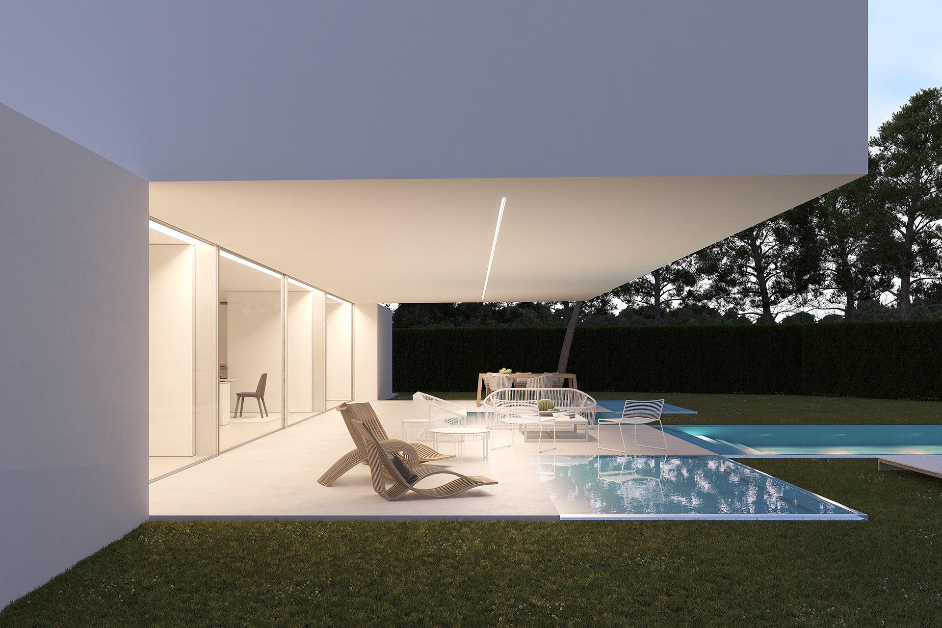 Vivienda en Rocafort Arquitectura