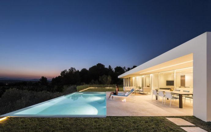 Casa en Villamarchante - Olivos - Arquitectos Valencia