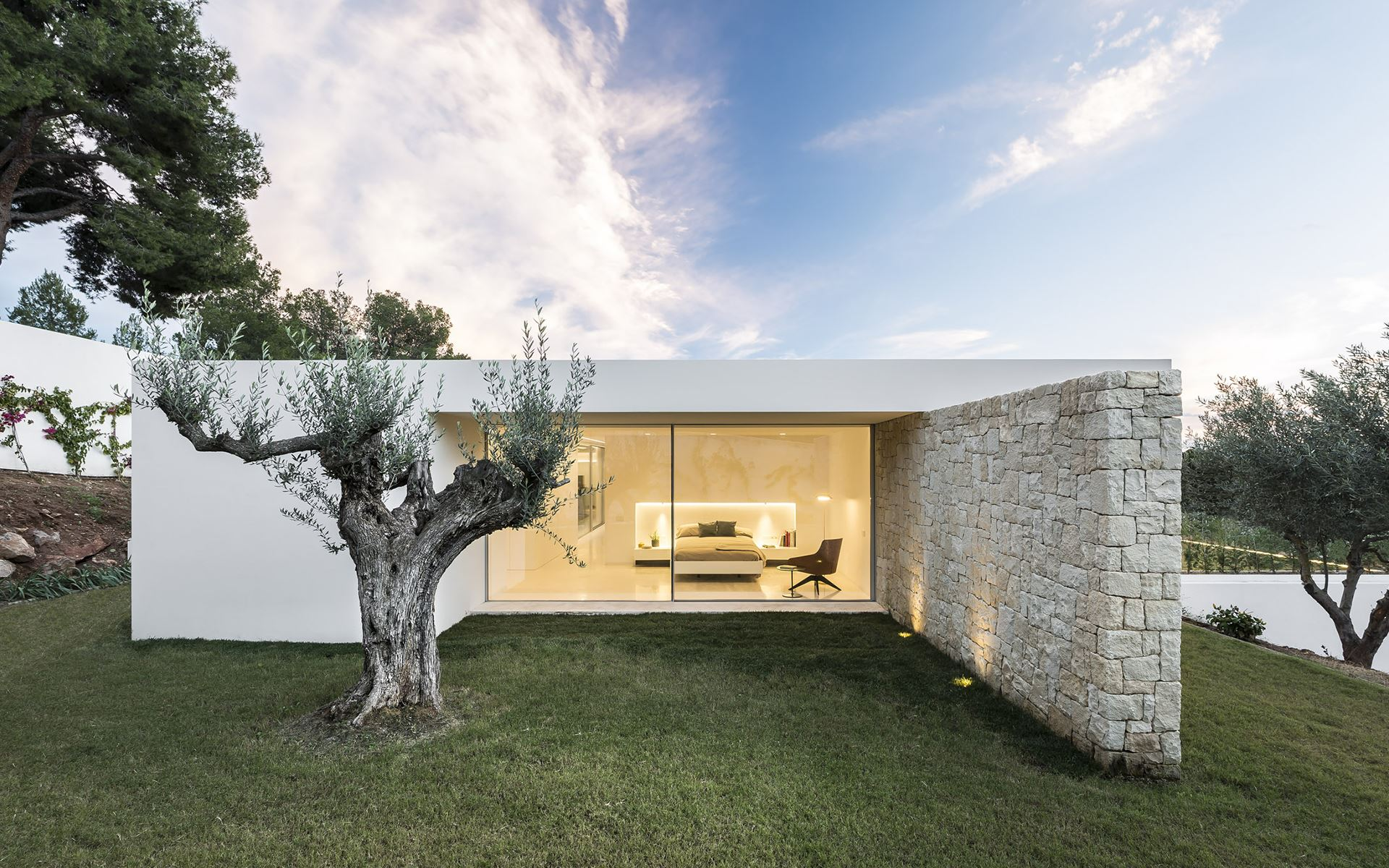 House design in Valencia - Gallardo Llopis Architecture