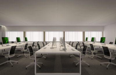 Oficinas en la Reva - Arquitectos Valencia