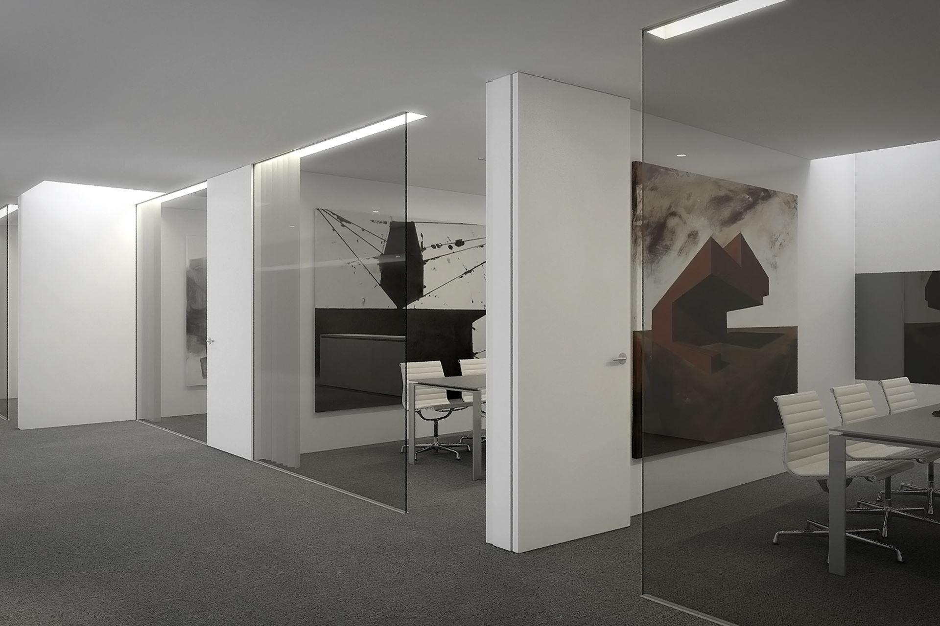 Proyecto oficinas Valencia